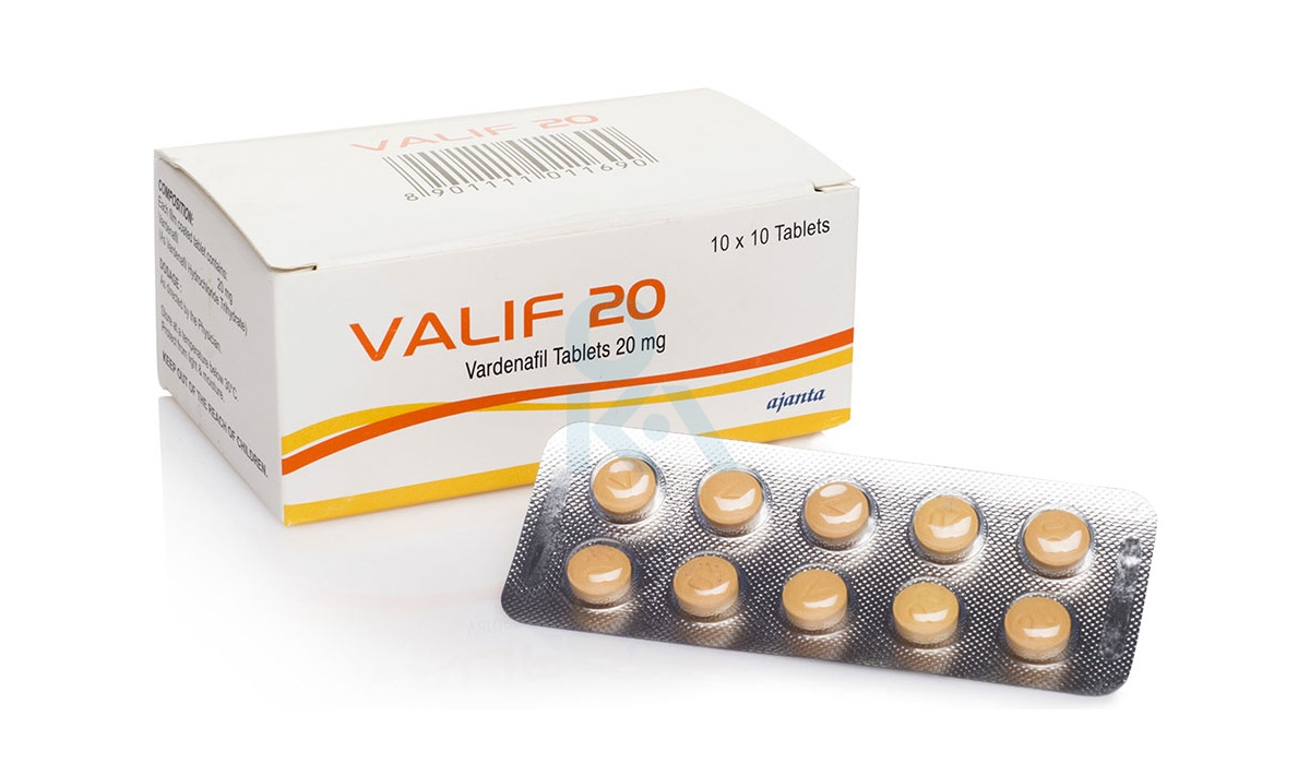 Valif 10x20mg (1 pack)